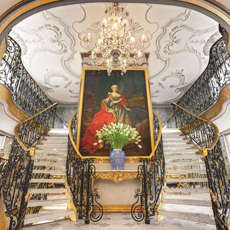 SS Maria Theresa-lobby