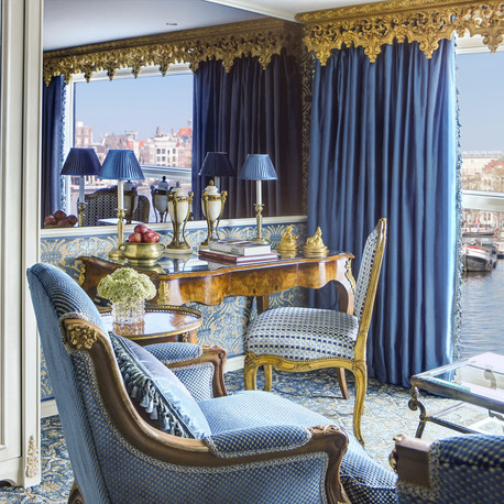 SS Maria Theresa-suite