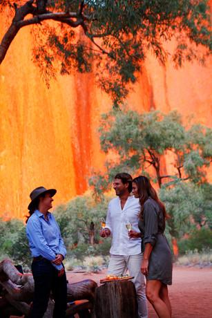 Outback Sundowner