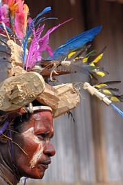 Colourful Headdress