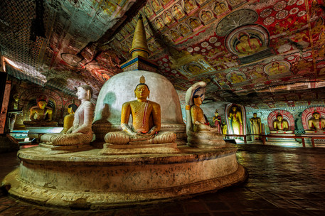 Learn of Sri Lanka's religious traditions