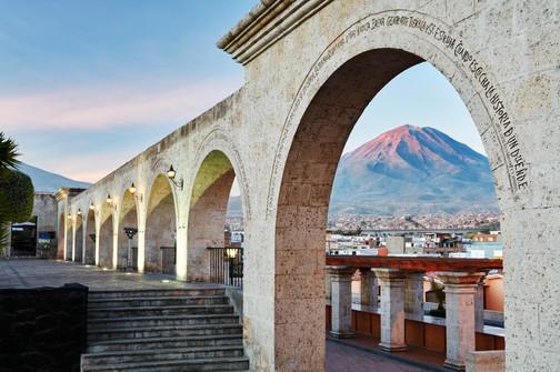 Stunning Arequipa