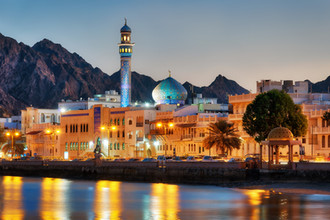 Muscat Waterfront