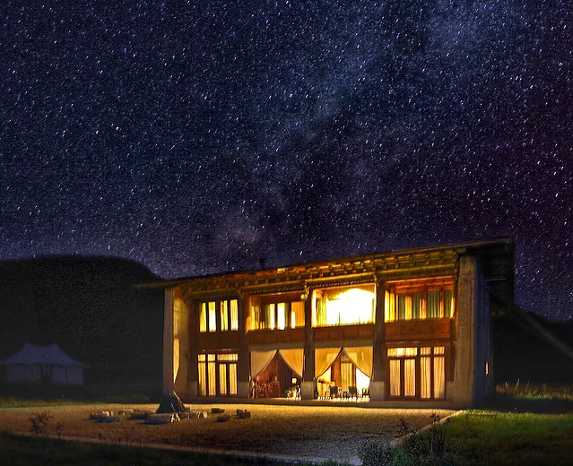 Stay in a 50-year-old Tibetan home