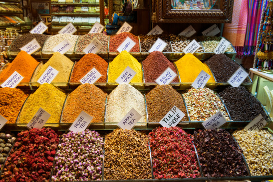 Visit the market place