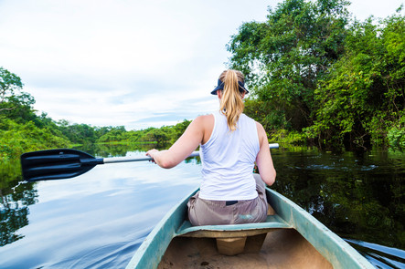 Paddle along the Waterways