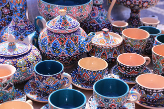 Persian Crockery