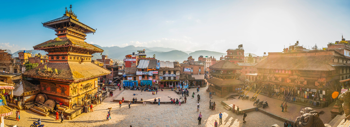 Take a walk down Bhaktapur