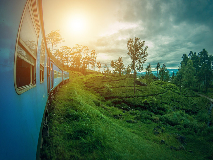 Take a picturesque rail journey to Ella
