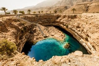 Blue Sinkhole