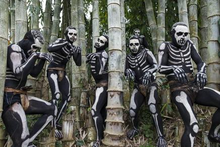 Chimbu Skeleton Men