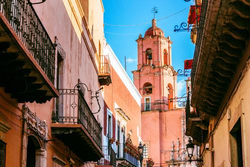 UNESCO site of Guanajuato