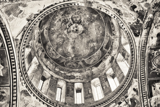 Old Cathedral Dome