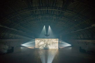 The xx armory projection.JPG