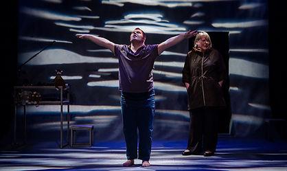 Up Down Man Salisbury Playhouse