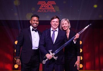 Michael Straun Avolites Award For Stage