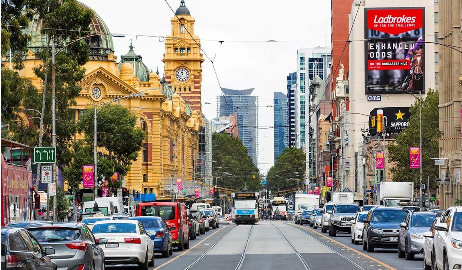 The Flinders Melbourne