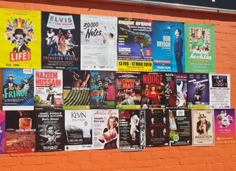 Venue Posters