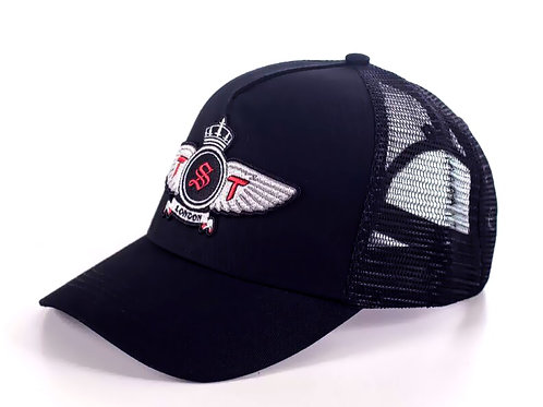TST BLACK MESH TRUCKER