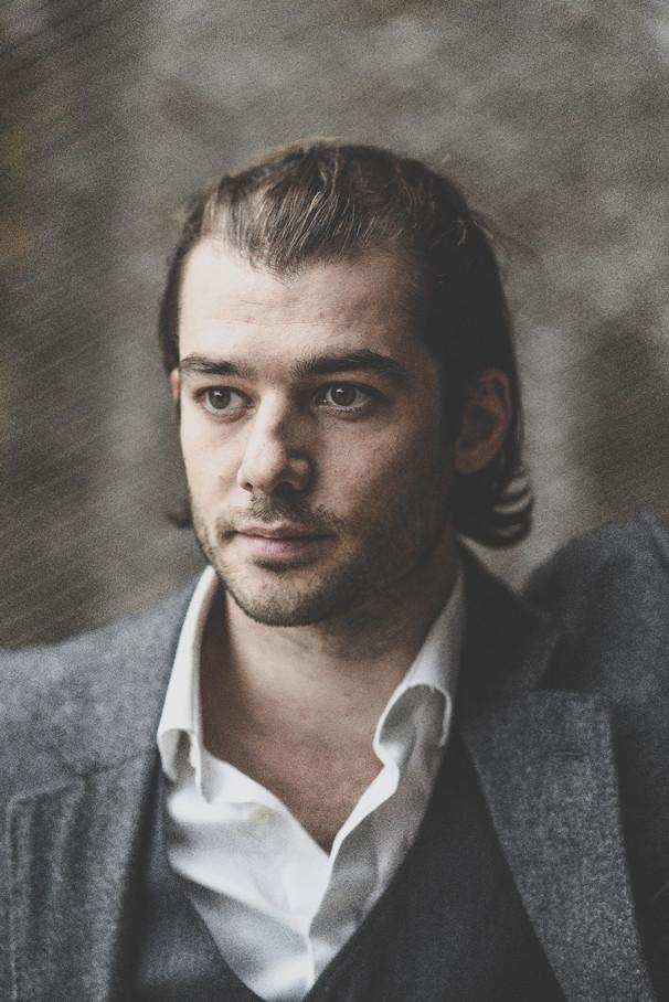 Schauspieler Nicolas Garin