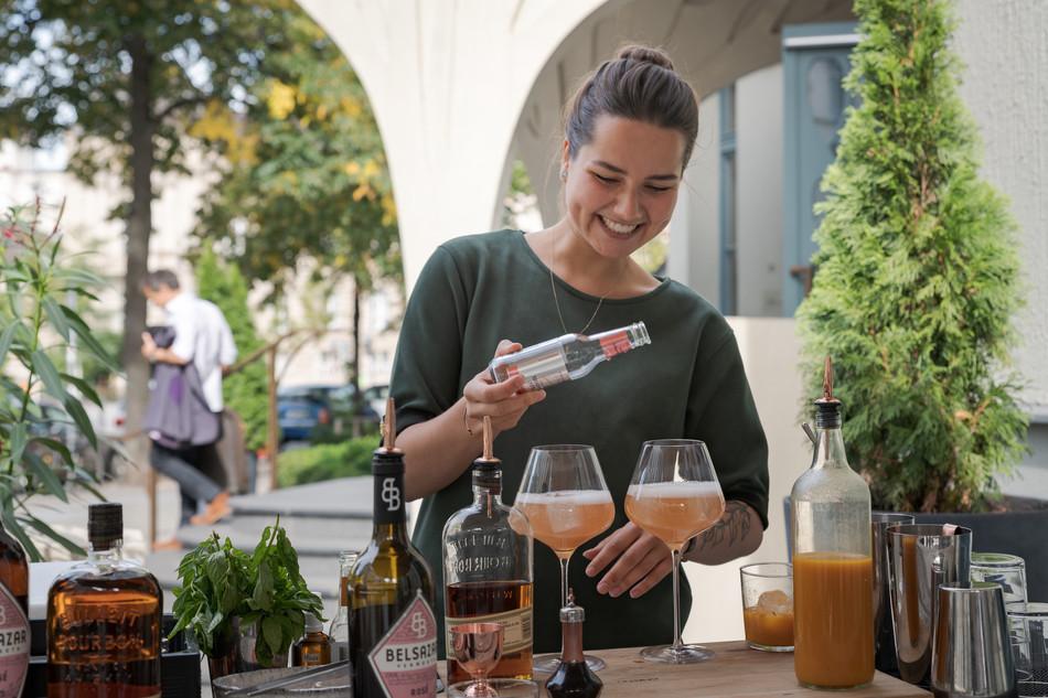 Bar am Steinplatz Cocktail Beer Launch-5