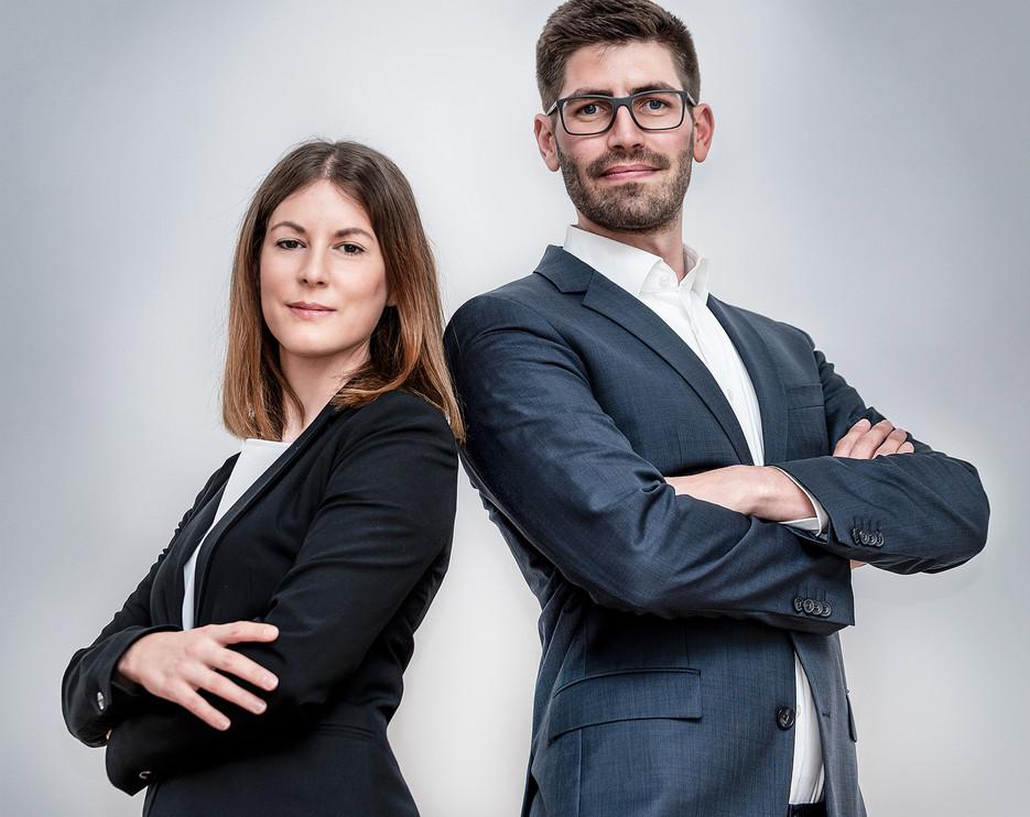 Tanja und Benni