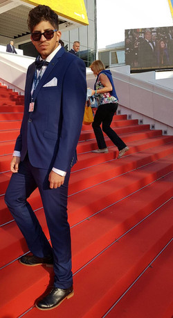 Itay Cohen at Cannes