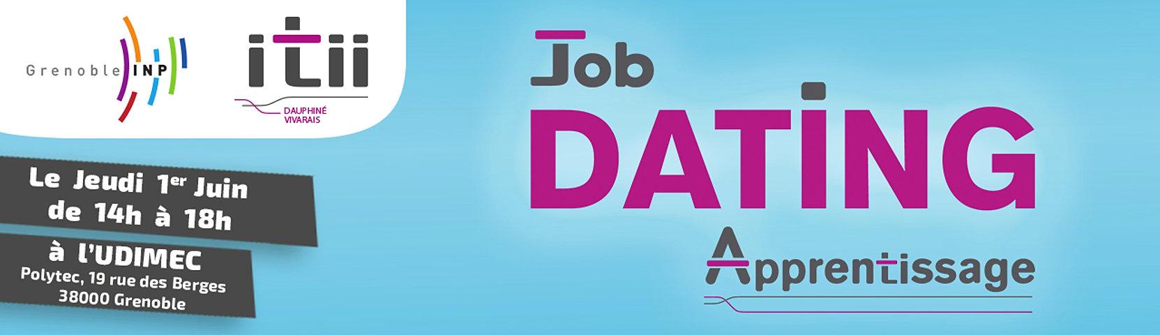 job dating alternance grenoble