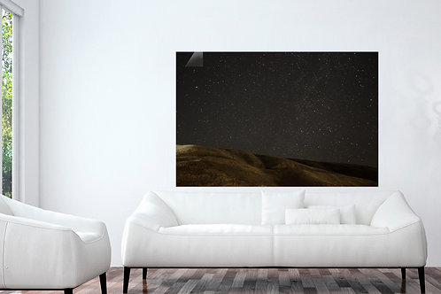 Calming Night- Acrylic Glass Canvas (24x19in)