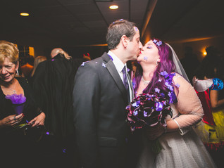 EVENT SPOTLIGHT - Halloween Wedding