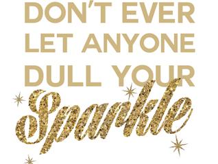 Glitter, it's a way of life!