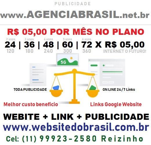 PUBLICIDADE 11 99923-2580 SP REIZINHO WE