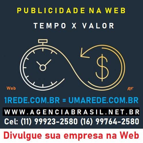 PUBLICIDADE NA WEB 11 99923-2580 SP REIZ