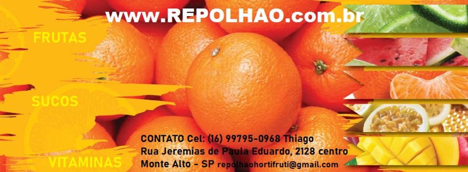 Repolhão MA Horti Fruti SUCOS FRUTAS VIT