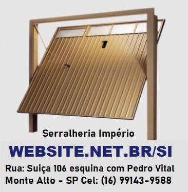 SI SERRALHERIA IMPERIO 16 99143-9588 RON