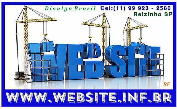 WebSite www.website.inf.br 11 99923-2580