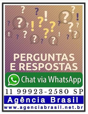 Perguntas e Respostas 11 99923-2580 SP A