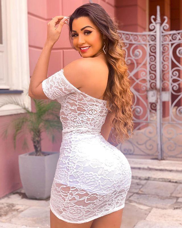Isabelle Araujo AM Manaus Bella -  vb sh