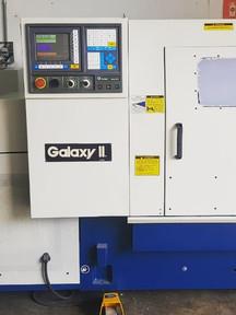 VENDE - SE Torno Galaxy II Romi Mach 9 -Totalmente reformada-Área de usinagem entre ponto 500mm-C