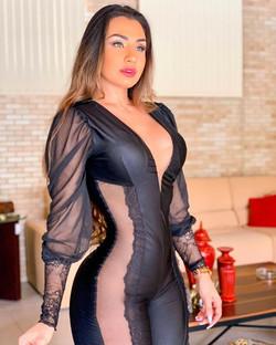 Isabelle Araujo AM Manaus Bella - preto
