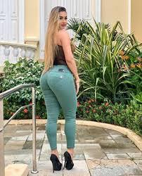 flux jeans verd