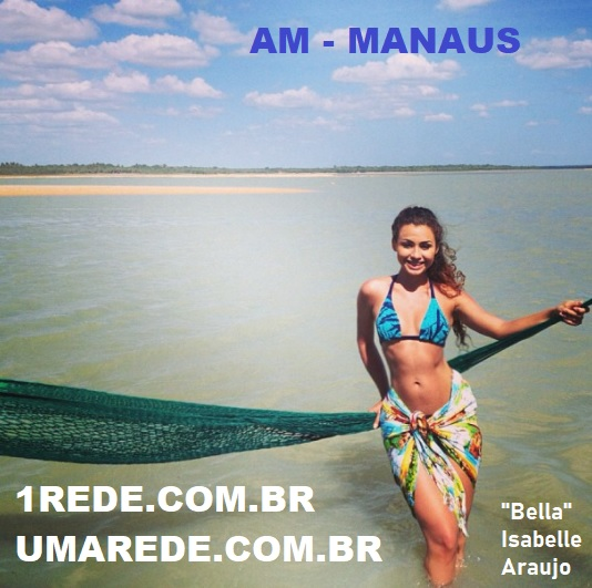 isabelle araujo AM Manaus