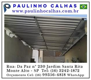 Paulinho calhas www.paulinhocalhas.com.b