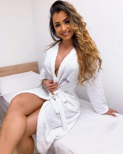 Isabelle Araujo AM Manaus Bella -  toalh