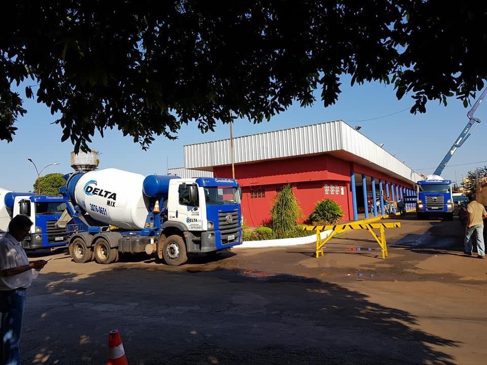 Delta Mix Concreteira - Sertãozinho - SP