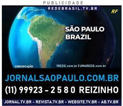 JORNAL SÃO PAULO 11 99923-2580 REDAÇÃO