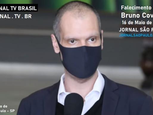 Bruno Covas prefeito de São Paulo morre aos 41 anos vítima de câncer