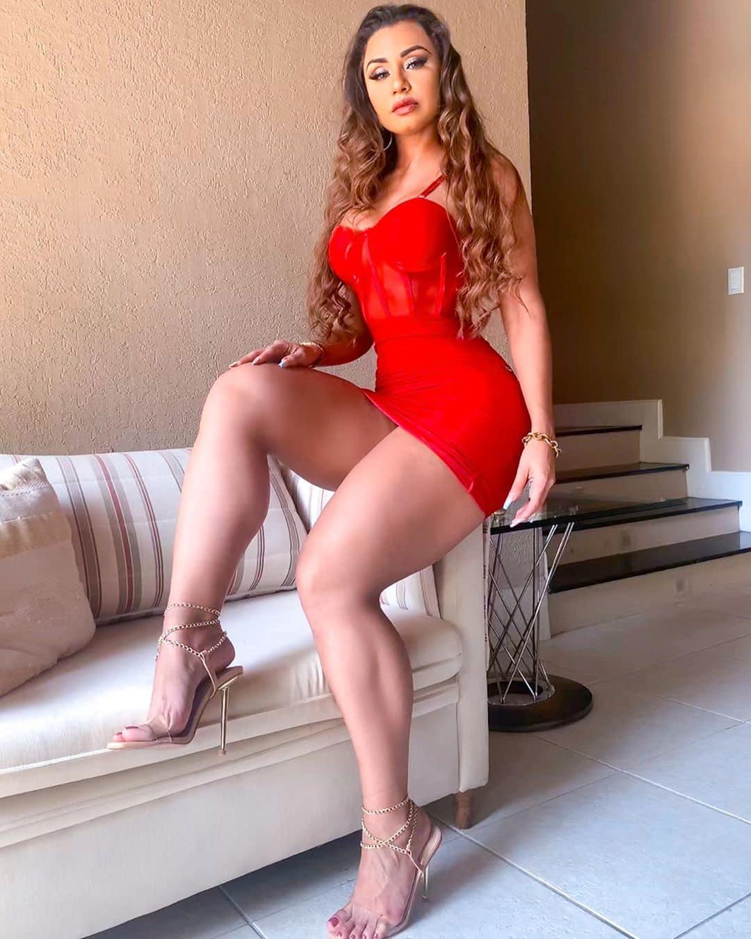 Isabelle Araujo AM Manaus Bella -  vest