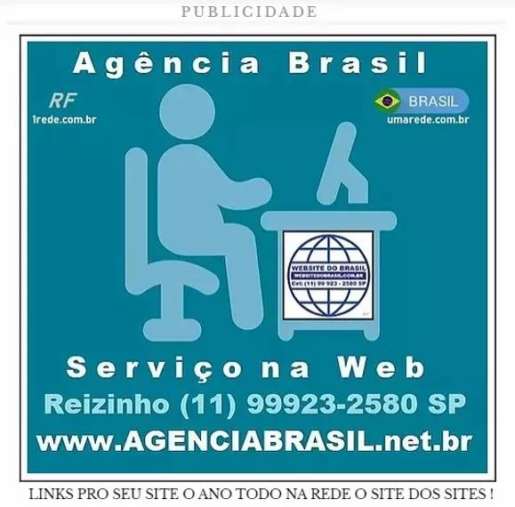 AGÊNCIA BRASIL  11 99923-2580 AGENCIABRA