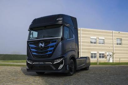Iveco produzirá caminhão elétrico Nikola Tre Fruto de uma parceria entre a Iveco, a FPT Industrial